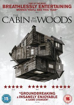 Cabin In The Woods Dvd Cover