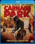 Carnage Park Blu Cover