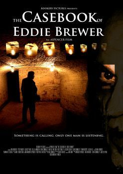 Casebook Of Eddie Brewer Poster