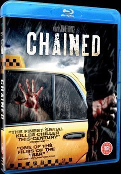 Chained Blu Ray Cover