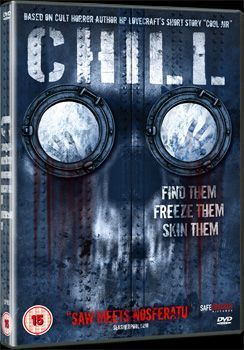 Chill Dvd Cover