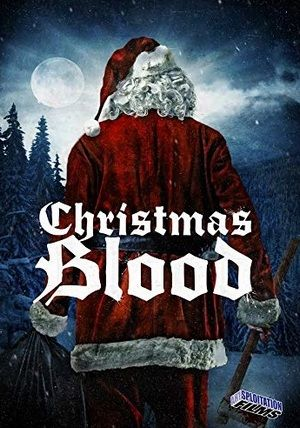 Christmas Blood Dvd Poster