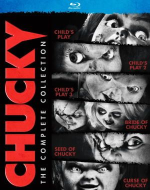 Chucky The Complete Collection Poster