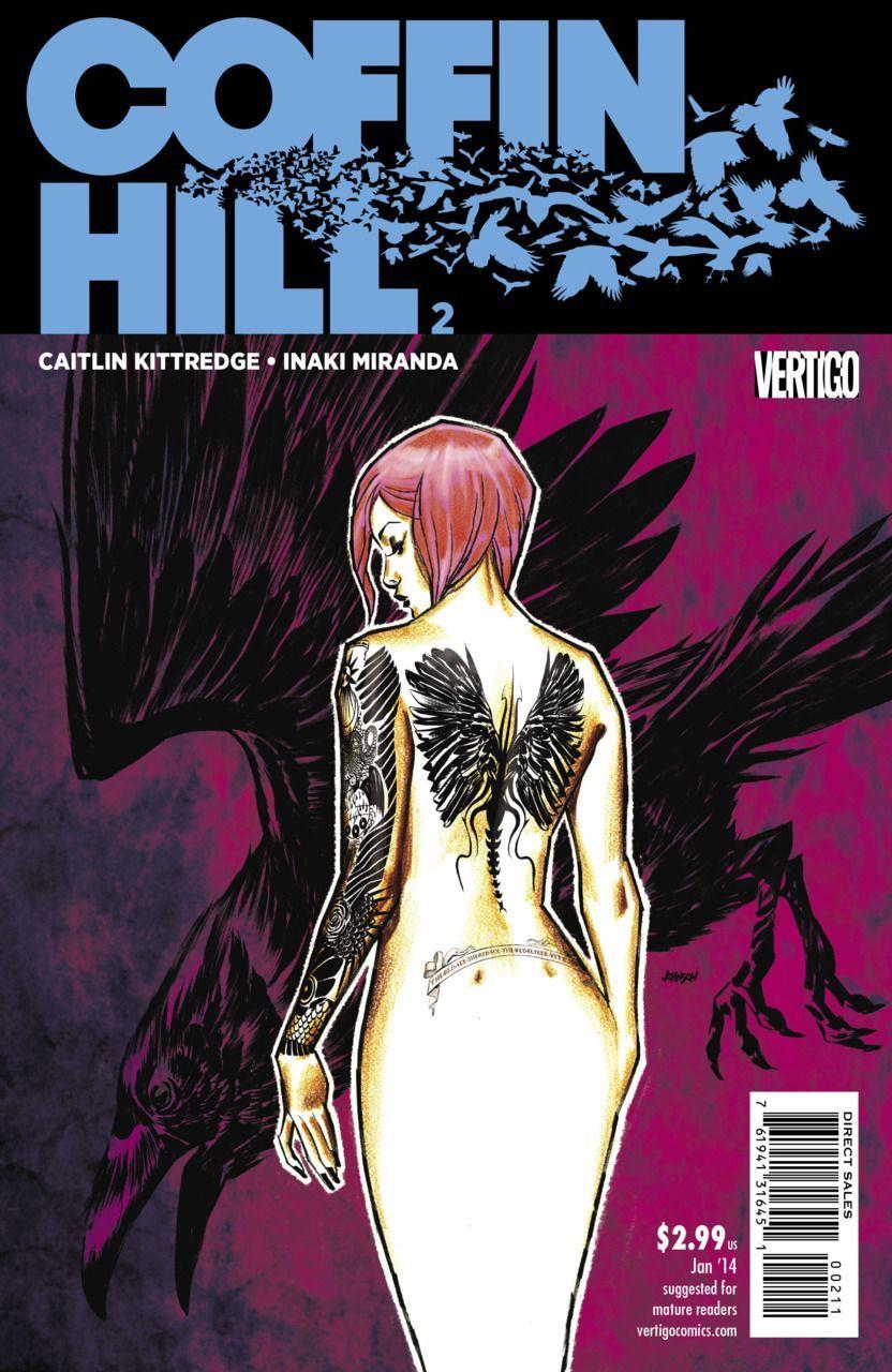 Coffin Hill Volume 1 02