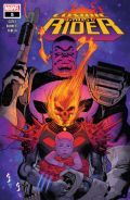 Cosmic Ghost Rider 5 Cover