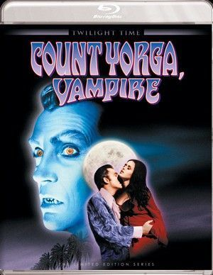 Count Yorga Vampire Poster