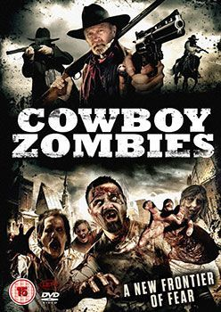 Cowboy Zombies Dvd