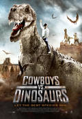 Cowboys Vs Dinosaurs Cover