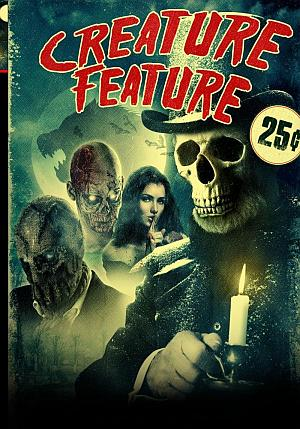 Creature Feature Poster
