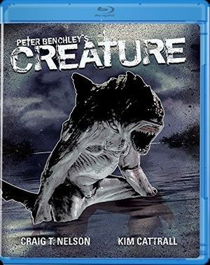 Peter Benchleys Creature Poster