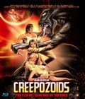 Creepozoids Blu Ray Cover