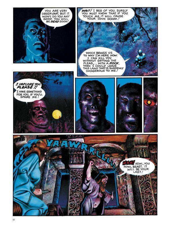 Creepy Tale 12 Panel 06