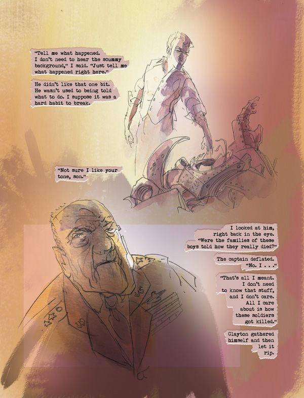 Criminal Macabre The Iron Spirit 01