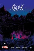 Croak 1 Cover