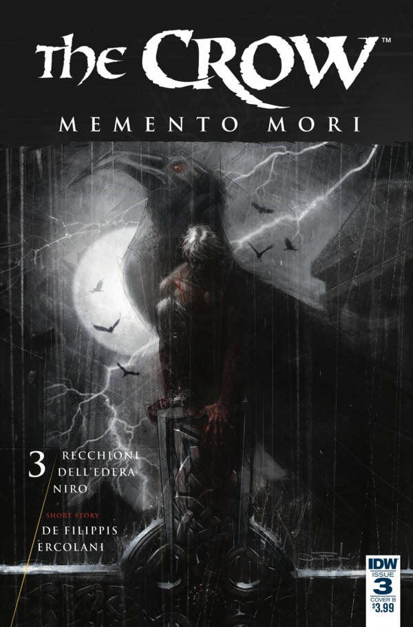 The Crow Memento Mori 3 05
