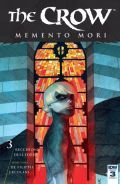 The Crow Memento Mori 3 Cover