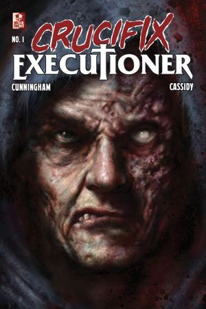 Crucifix Executioner Volume 1 00