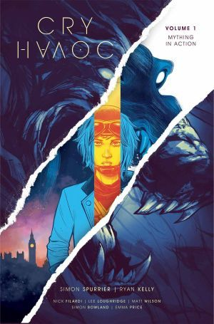 cry havoc volume 1 00