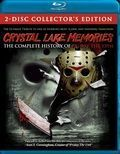 Crystal Lake Memories The Complete History Of Friday The 13th Blu Cover