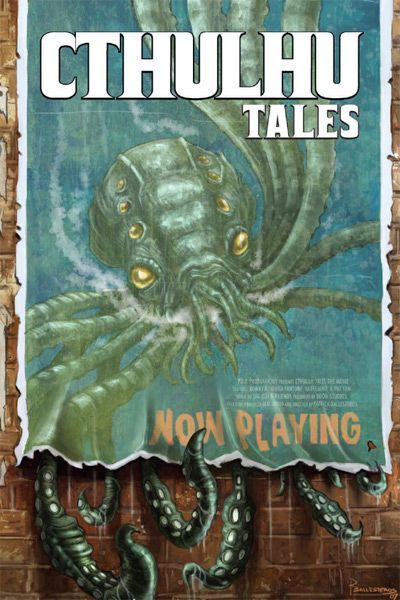 Cthulu Tales 01 Cover