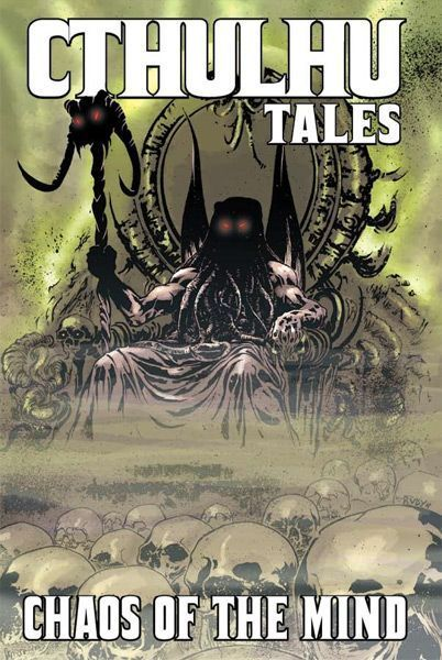 Cthulu Tales 03 Cover