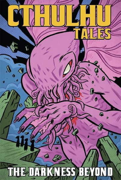 Cthulu Tales 04 Cover