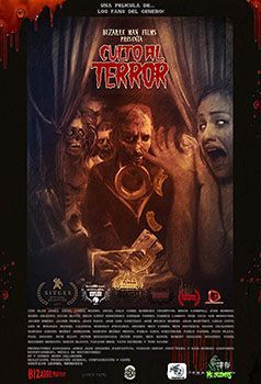 cult of terror poster