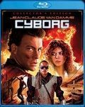 Cyborg Blu Ray Cover