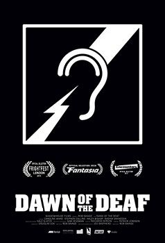 Dawn Of The Deaf Poster