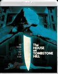 The House On Tombstone Hill Blu Ray Cover