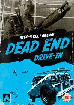 Dead End Drive In Dvd Cover
