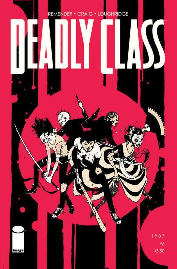 Deadly Class 06