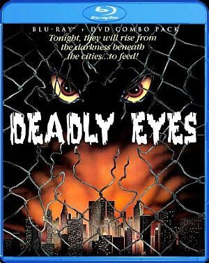 Deadly Eyes Poster
