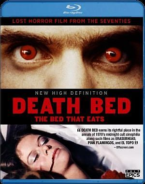 Death Bed The Bed That Eats Poster