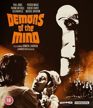 Demons Of The Mind Cover