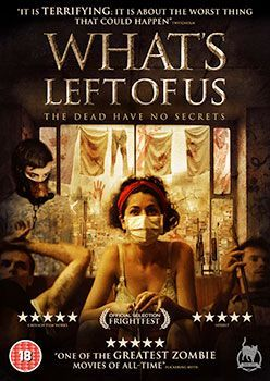 whats left of us dvd