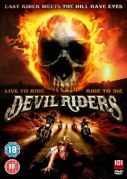 Devil Riders Dvd Cover