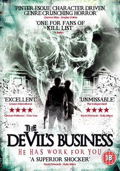 Devils Business Dvd Cover