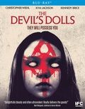 The Devils Dolls Blu Ray Cover