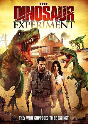 The Dinosaur Experiment Poster