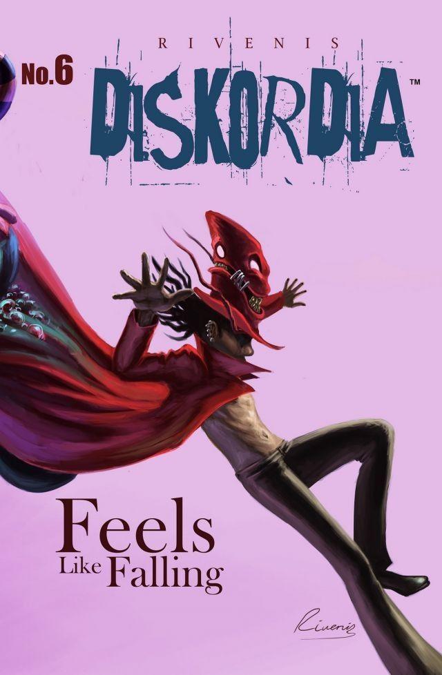 Diskordia Volume 1 06