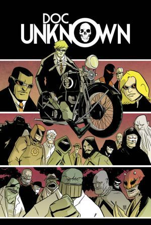The Complete Doc Unknown 00