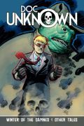 Doc Unknown Volume 2 Cover
