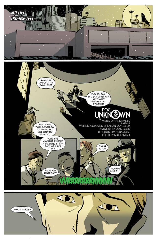 Doc Unknown Volume 2 01