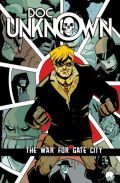 Doc Unknown Volume 3 Cover