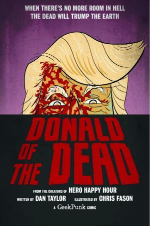 Donald Of The Dead 00