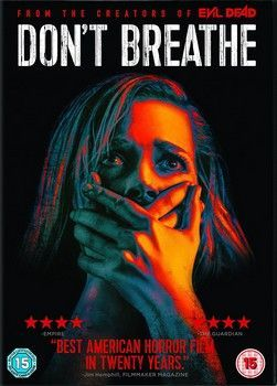 dont breathe dvd