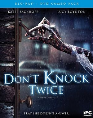 Dont Knock Twice Blu Ray Poster
