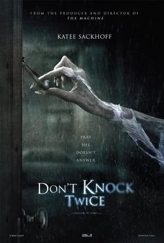 Dont Knock Twice Poster