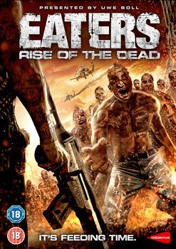 Eaters Rise of the Dead DVD